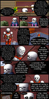The Best-Laid Plans (Undertale genocide spoilers)