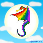 Fly With Pride, Dragon Series - LGBTQ