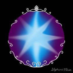 Cradled Globes 7 - Sealed Star
