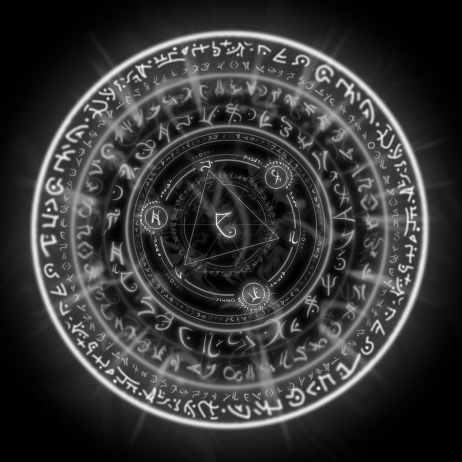 Arcane Circle 1 by dragonnick1001 on DeviantArt