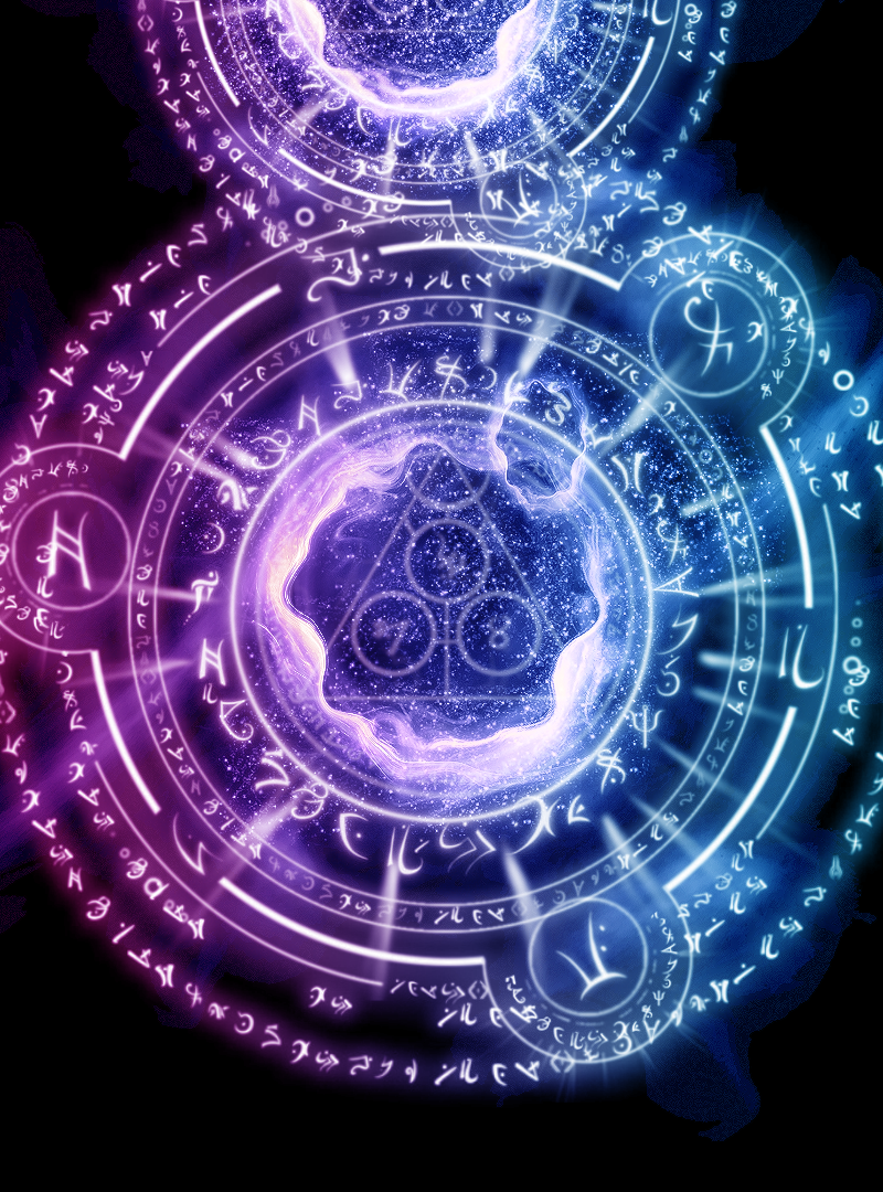 Arcane Circle 8 by dragonnick1001 on DeviantArt