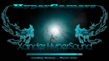 Xainder HyperSound Background by dragonnick1001