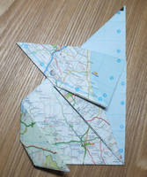 Paper Fox - Leaf - Mapped