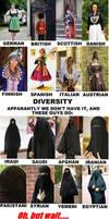 Sonamy's Diversity revised