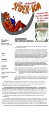 CSBR Lumberjanes The Infernal Compass by kyrtuck