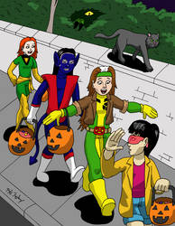 Molly Halloween