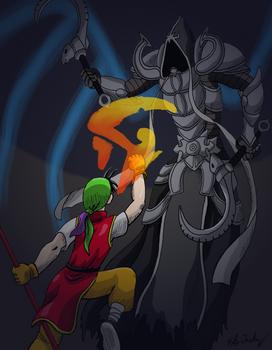 Soul Eater vs Reaper of Souls