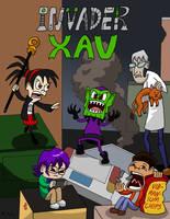 Invader Xav