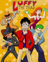 Luffy The Third