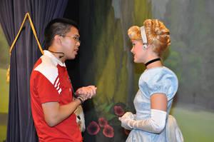 I Dream Of This Legacy: Cinderella by SantosPhillipCarlo