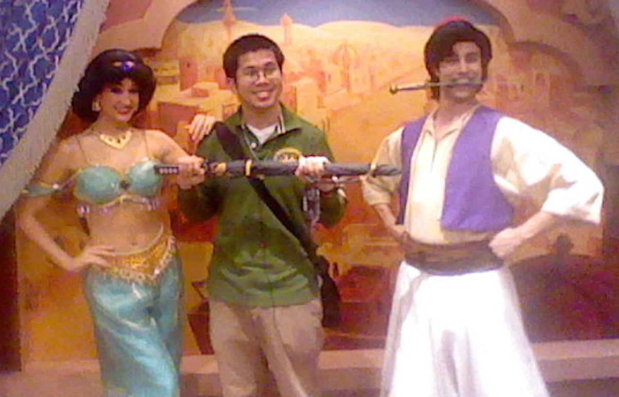 You Idiots, We've All Got Swords By SantosPhillipCarlo On