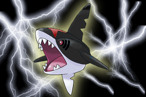 Sharpedo Logo by belnumcree