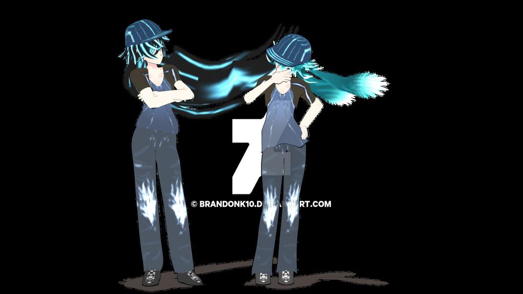 Diamond Adaga Birthday by BrandonK10