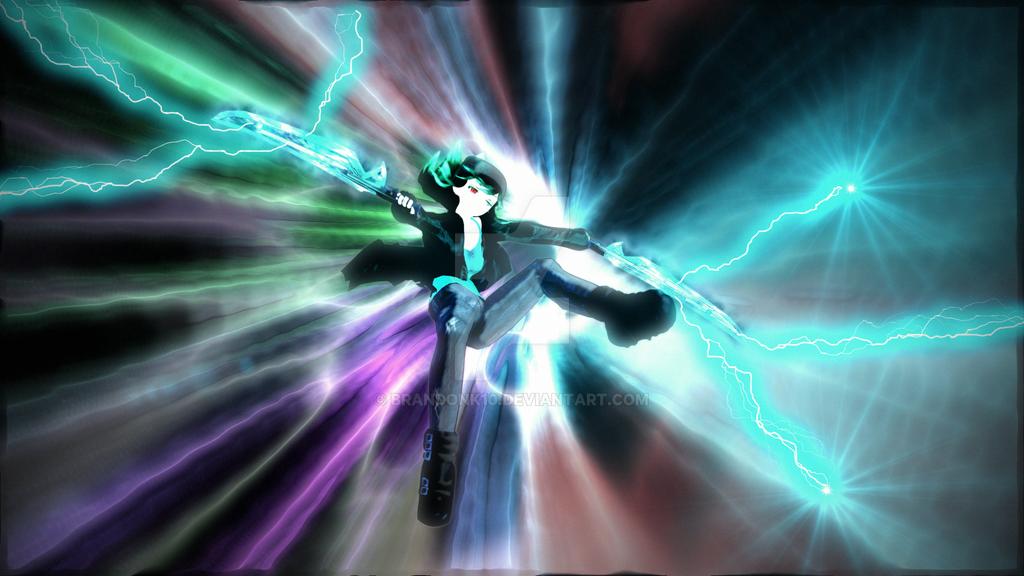 Jade Time Vortex by BrandonK10