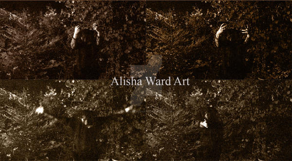 Ghosts by AlishaWardArt
