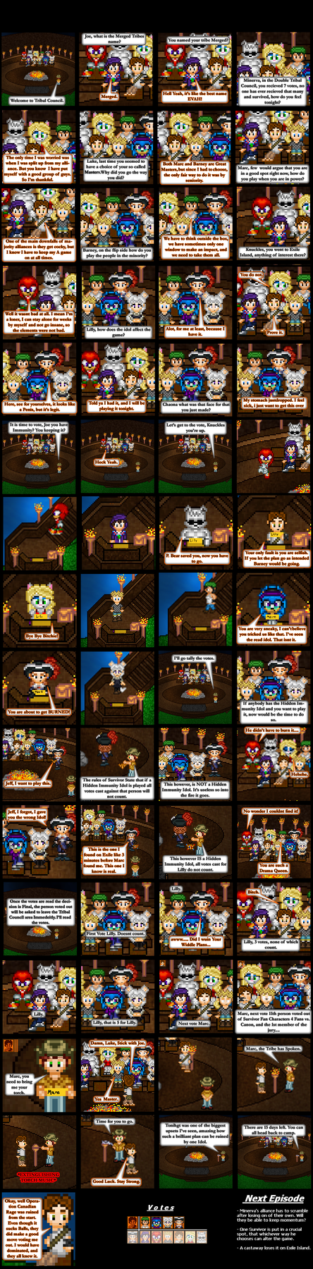 SFC4 Day 24 Tribal Council by SWSU-Master