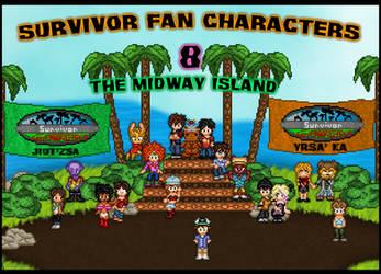 Survivor Fan Characters 8 by SWSU-Master