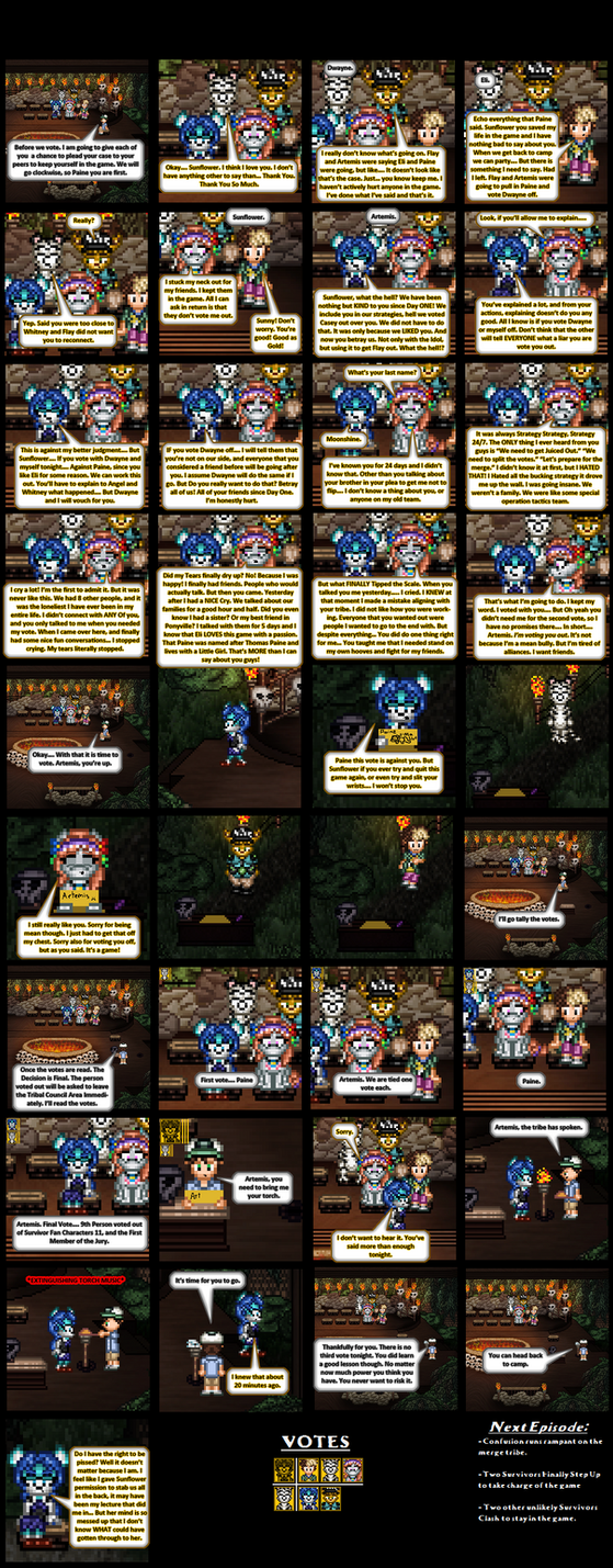 SFC11 Day 24 Tribal Council Part 2 by SWSU-Master