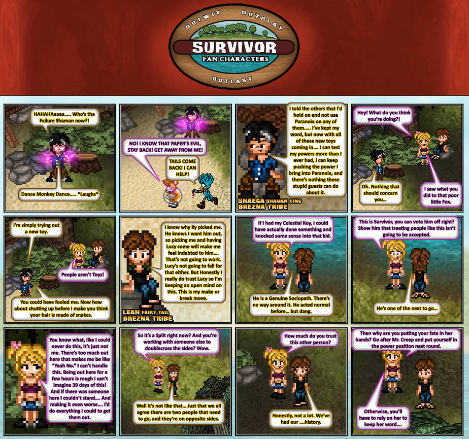 SFC15 Day 35 Power Positions by SWSU-Master on DeviantArt