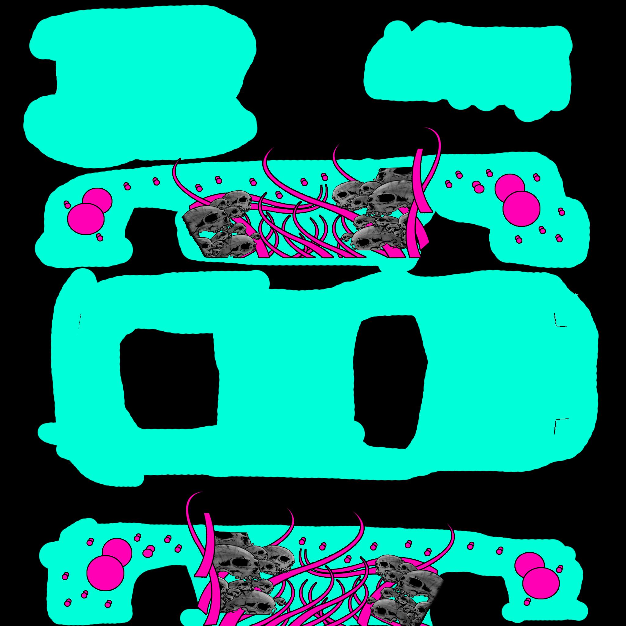High Octane Drift Wrap Skulls Without Hood Graph By Cradedesigns