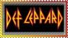 Def Leppard Stamp by Shadyufo