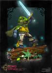 'Frog' - Chrono Trigger
