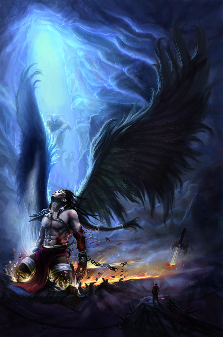 Death Colossus: Death Angel by DreadJim