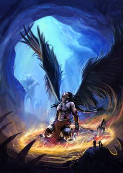 Redemption of the Fallen Angel