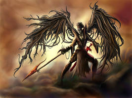 Dread's allies-Xue Feng by DreadJim