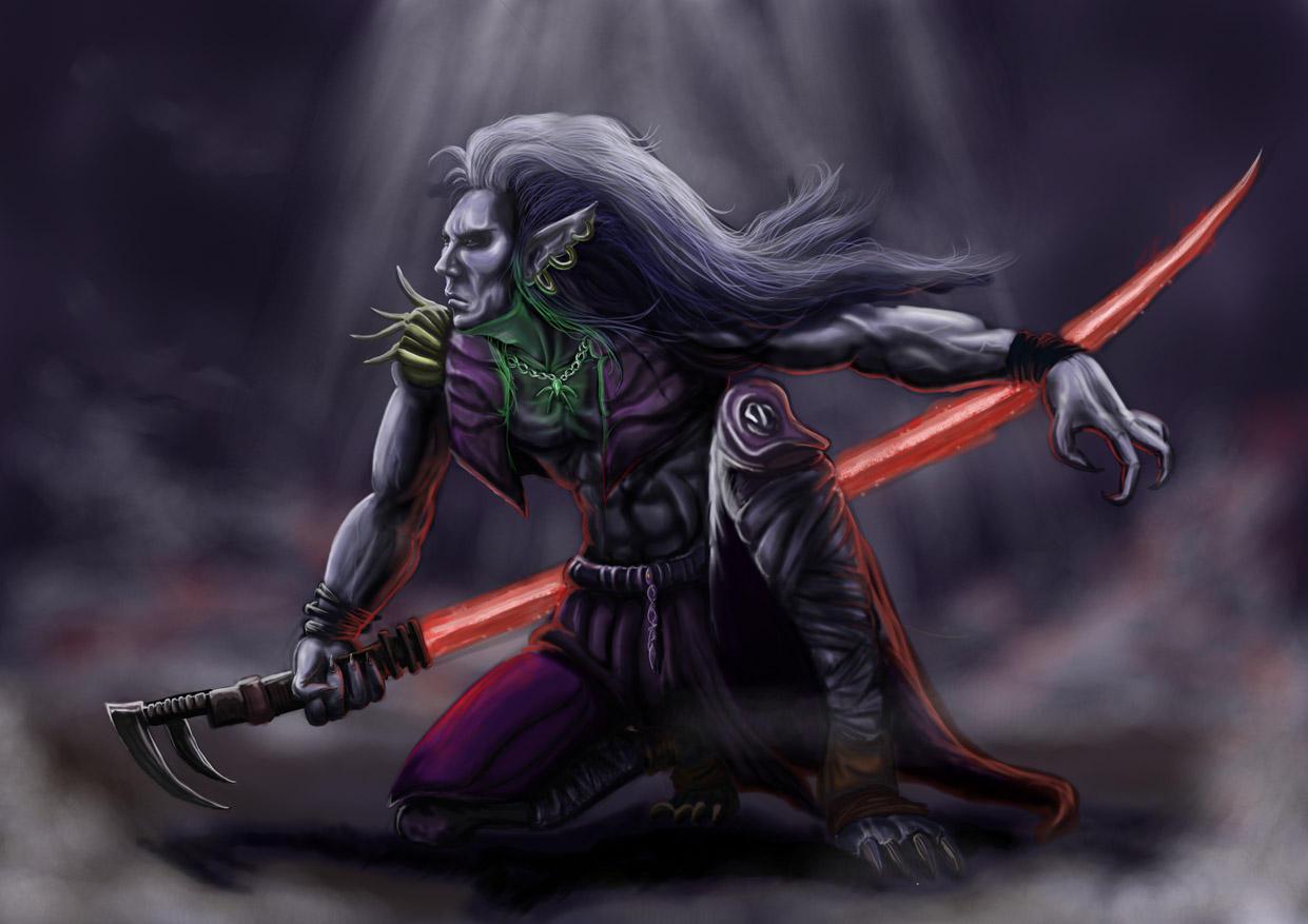 Juzam Vampire by Dread...