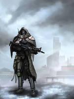 Future Soldier by DreadJim