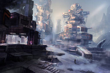The Frost City of Fereza