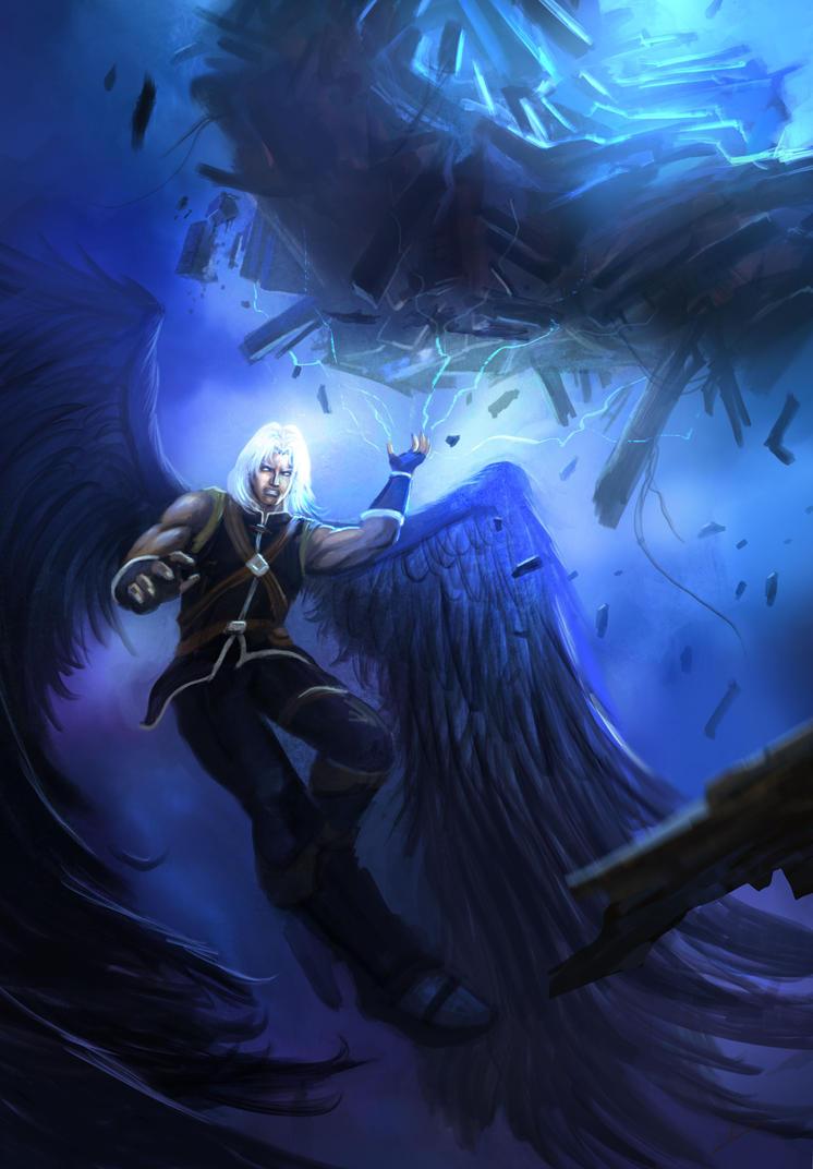 Ereshdikal's Rage by DreadJim