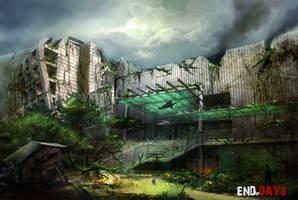 End of Days: A Cult Enclave by DreadJim