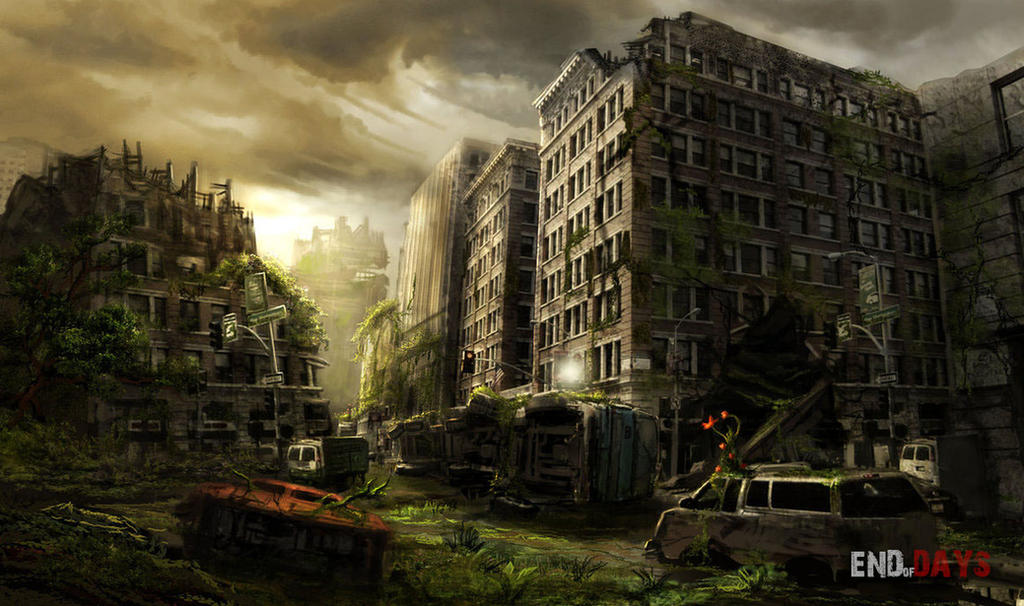 End of Days: A Bleak Sunrise by DreadJim