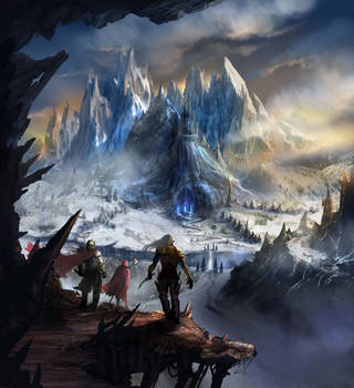 The Heartless Mountain by DreadJim