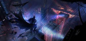 Batman the eternal guardian