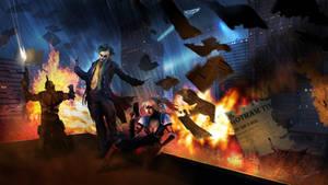 The Joker's Revenge