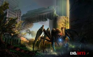 End of Days: Lethal Sunrise by DreadJim