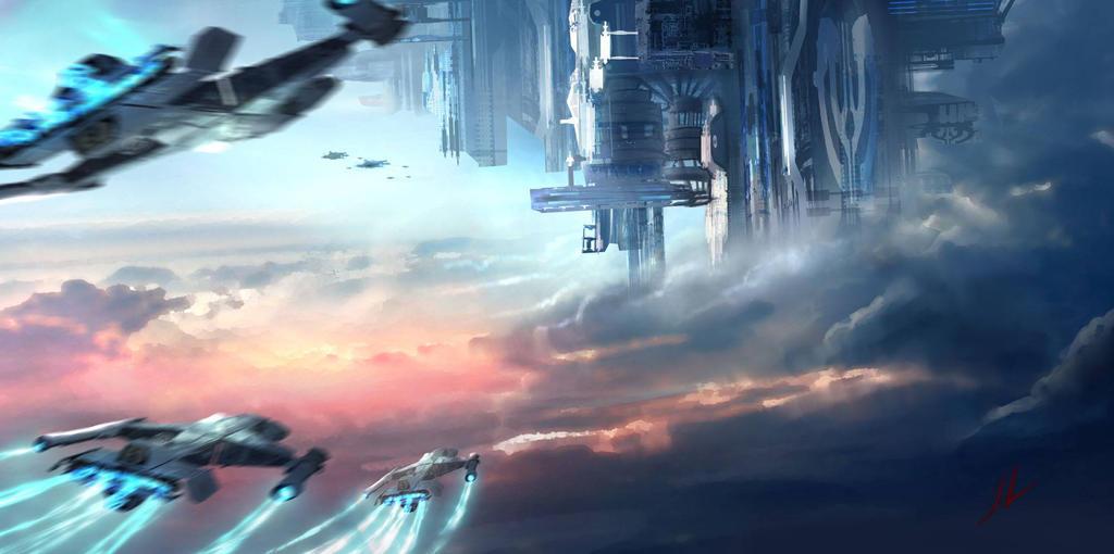 Homeworld by DreadJim