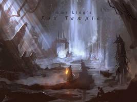 The Fox Temple by DreadJim