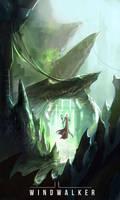 Windwalker by DreadJim