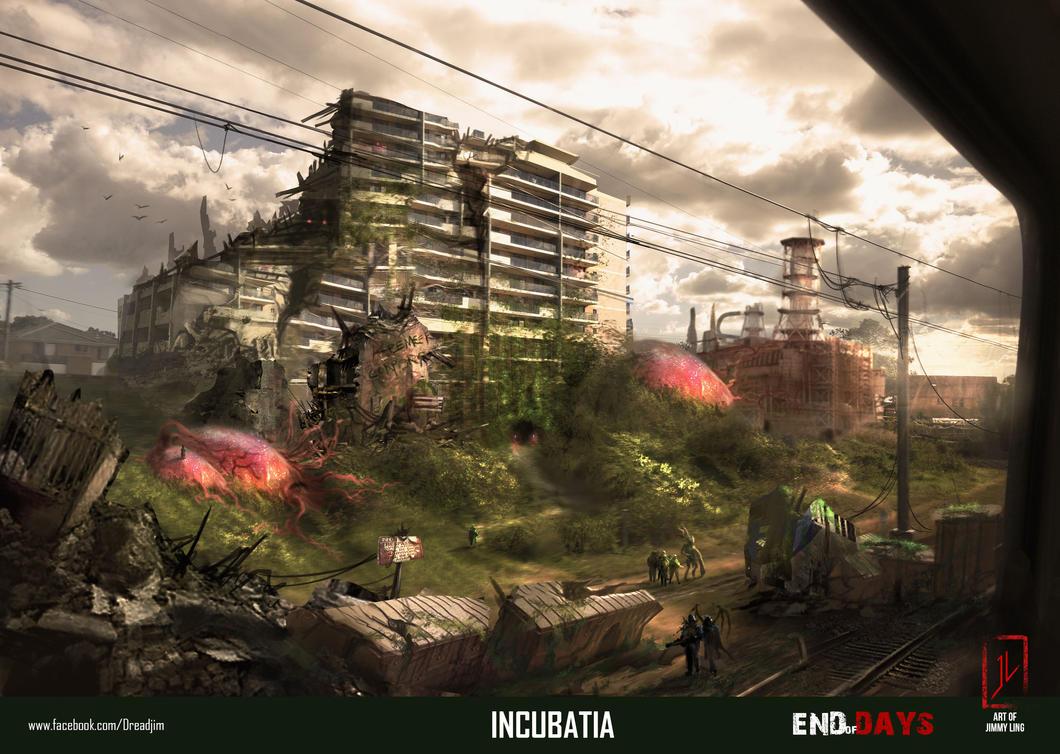 EndofDays: Incubatia by DreadJim