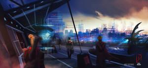Arc Futuris Demo by DreadJim