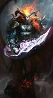 Boss Demon Warrior