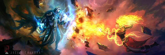 Chandra Vs Jace