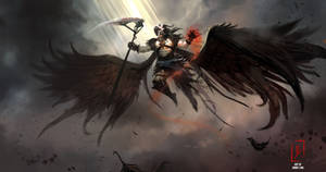 Dark Angel by DreadJim