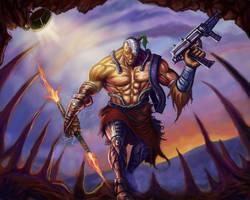 Lords of Apocalypse-Bruno by DreadJim