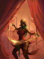 _Chambers of Reds_ by DreadJim