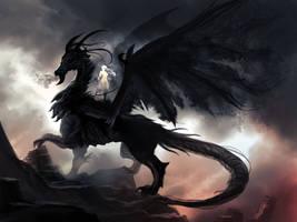 Dragon Lady by DreadJim